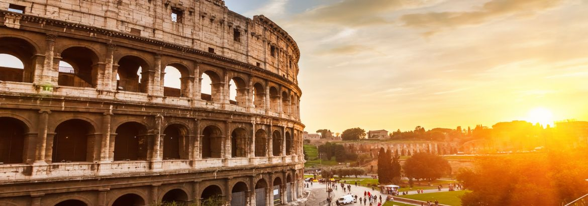 Rome Italy Golf Holidays